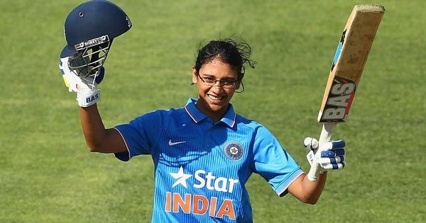 Cricket: India's Smriti Mandhana makes it to ICC's Women's Team of the Year