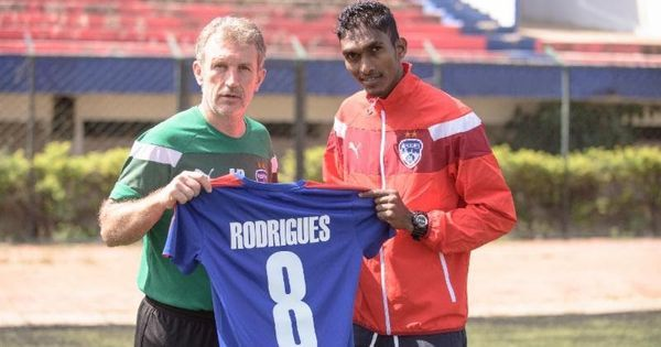 Bengaluru FC sign FC Pune City midfielder Lenny Rodrigues on loan