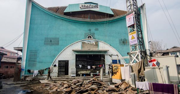Kashmir has lost its cinema halls but not its love for the movies