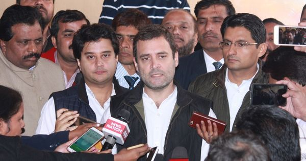 Rahul Gandhi wants Congress to launch war against demonetisation – but some leaders are sceptical