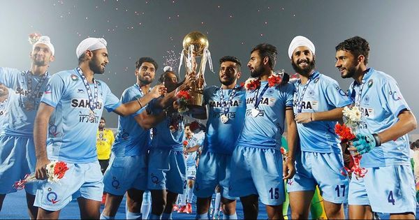 Watch all the goals from India's 2-1 win over Belgium in the Junior Hockey World Cup final