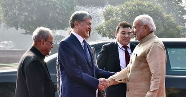 India, Kyrgyzstan agree to boost bilateral investments, step up fight against militancy