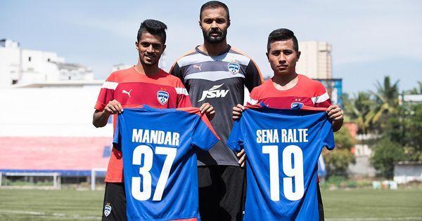 Benglauru FC continue signing spree scalping Mandar Rao Desai, Sena Ralte and Arindam Bhattacharya