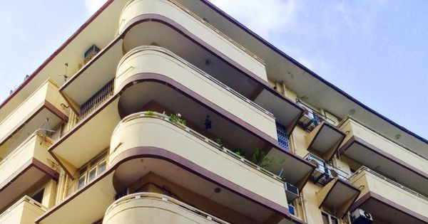 Mumbai's iconic Art Deco heritage is coming alive on social media