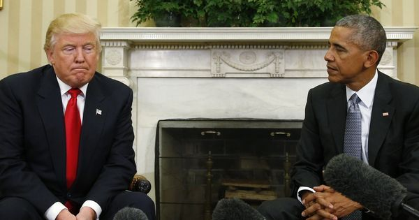 Watch: How two US Presidents – Obama and Trump – have opposing approaches to Covid-19