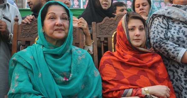 Why Nawaz Sharif's daughter is being compared to a young Benazir Bhutto