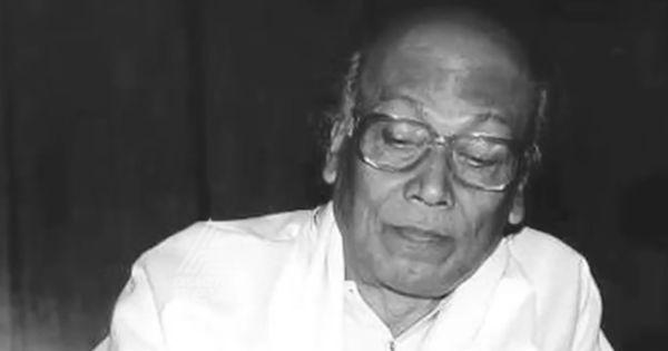 Eminent Bengali poet Shankha Ghosh selected for Jnanpith Award 2016