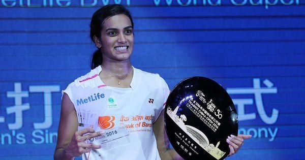 Badminton: PV Sindhu rises to career-best No 2 in world rankings