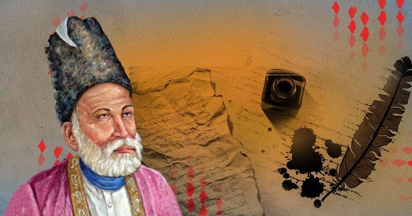 How Mirza Ghalib's ghazals traveled to America and became a part of the country's poetic tradition