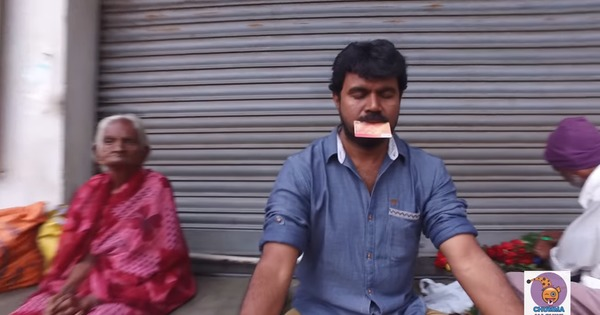Videos: Demonetisation is (sometimes literally) a blessing for this comedy group from Coimbatore