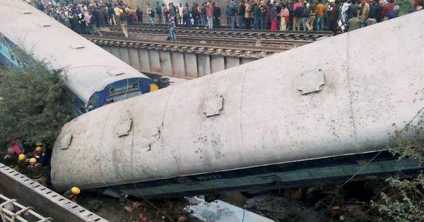 Ajmer-Sealdah Express derailment: Rail fracture might have caused accident