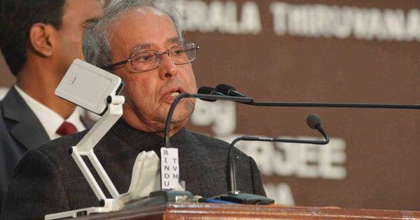 Full text: India's soul resides in pluralism, says Pranab Mukherjee in final presidential address