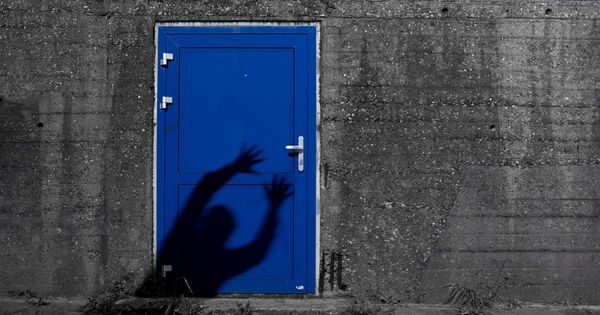 'A man with a door': A poem by K Satchidanandan