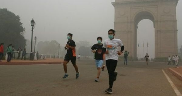 Delhi's air goes from moderate to poor, likely to get worse soon
