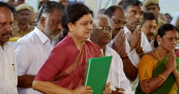 Sasikala's elevation as chief minister fits well into the culture of sycophancy in Tamil Nadu