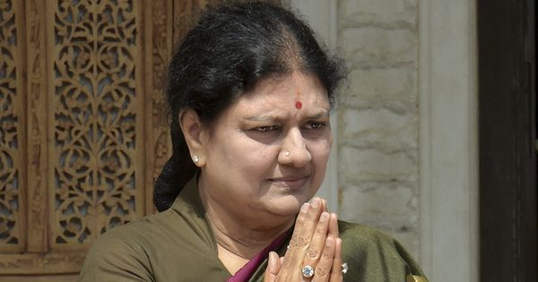 Madras HC confirms Rs 25-crore penalty given to Sasikala Natarajan's nephew in money laundering case