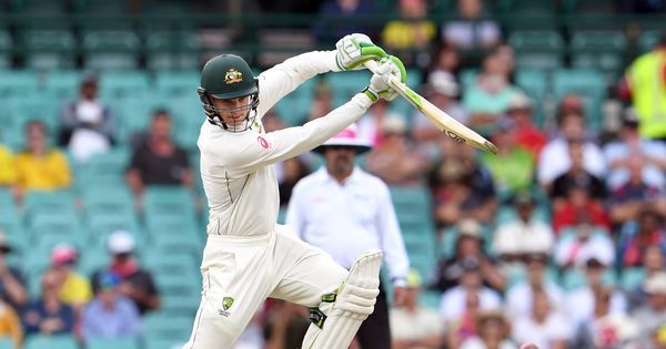 Getting dropped from the Australian team hurts, says Australia Test discard Peter Handscomb