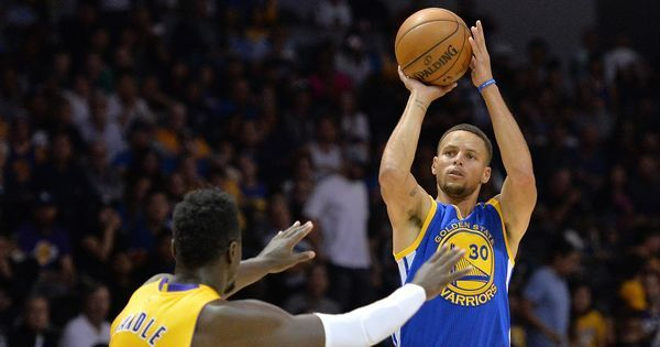 Stephen Curry signs $200 million deal with Golden State Warriors: Reports
