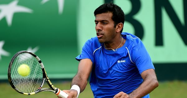 Indian Wells: Rohan Bopanna and Pablo Cuevas go down to Novak Djokovic and Viktor Troicki