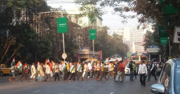In Bengal, both Trinamool and BJP cry 'Emergency'