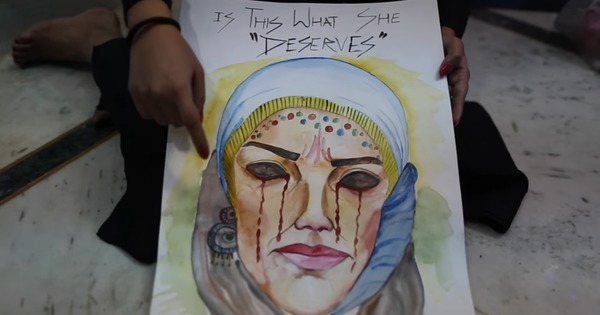 Watch: How artists around India are responding to atrocities in Kashmir