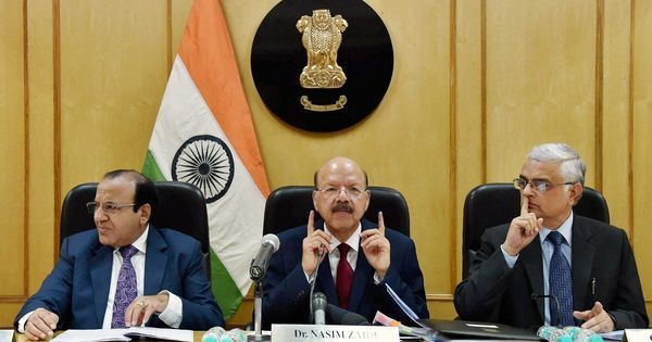 Election Commission wants to limit cash donations to political parties to Rs 20 crore
