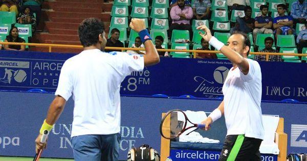 Chennai Open: Divij Sharan and Purav Raja upset Guillermo Duran and Andres Molteni to reach final