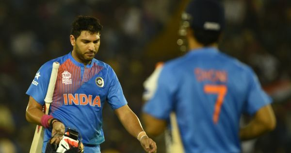 Watch: 'Did as much as he could' – Yuvraj Singh explains how MS Dhoni helped him plan retirement