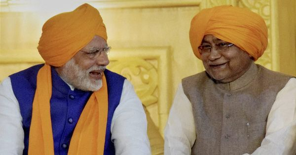 Going back to Gandhi: Can Nitish Kumar counter Modi by redefining secularism?