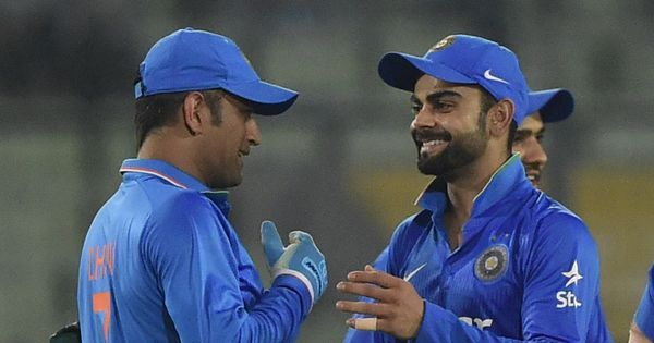 Virat Kohli, MS Dhoni to receive Rs 2 crore annually as BCCI doubles players' salaries