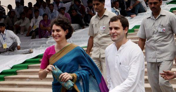 राहुल गांधी के अध्यक्ष बनने के बाद प्रियंका गांधी ने कौन सी विशेष जिम्मेदारी संभाली है?