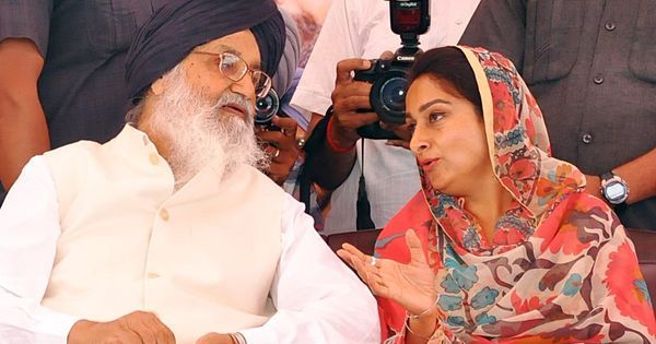 'Not the alliance envisioned by Vajpayee,' says Akali Dal leader Harsimrat Badal after NDA exit