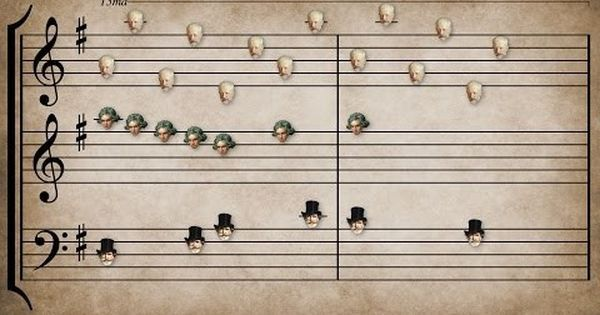 Watch: This six-minute symphony is a clever classical music mashup which cannot touch the originals