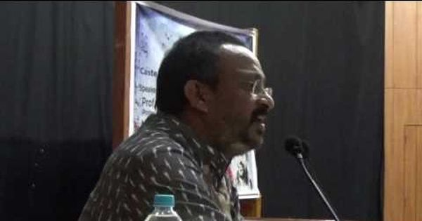 'This is asatya bharat': Watch what Bezwada Wilson said at Rohith Vemula's first death anniversary