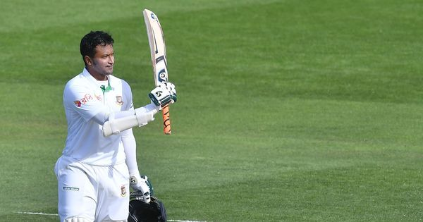 Video: Shakib Al Hasan's inspiring 217 takes centre stage on a day of revelry for Bangladesh cricket