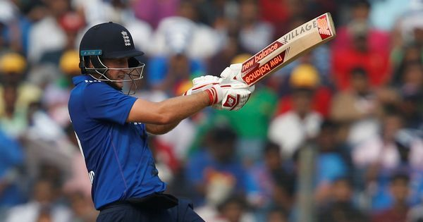 England beat West Indies by four wickets in second ODI to win series 2-0
