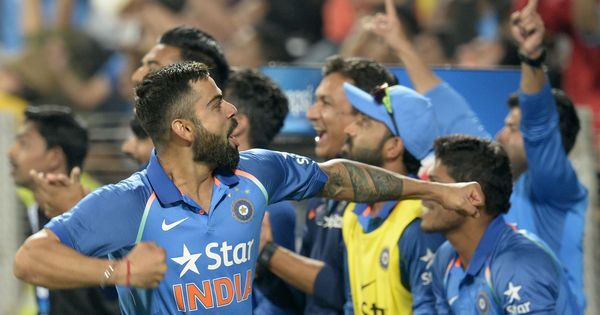 As the Virat Kohli era began with a bang, it became clear that intensity will be the watchword