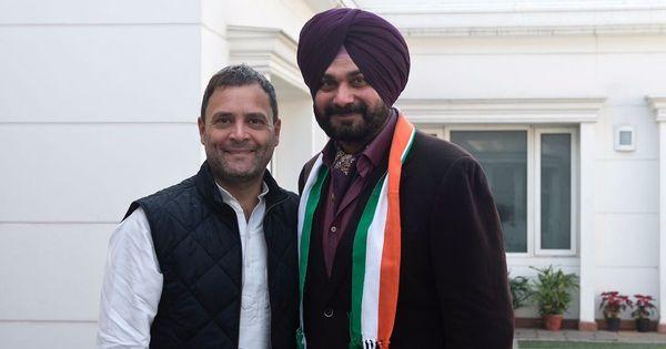 कांग्रेस में नवजोत सिंह सिद्धू ऐसा क्या हासिल कर लेंगे जो उन्हें भाजपा में नहीं मिल सकता था?