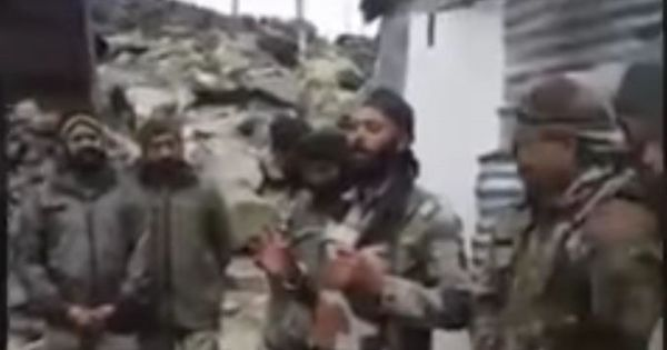 Watch: Now, an Indian soldier sings about terrible working conditions
