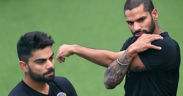 It's time Virat Kohli reads the writing on the wall – Shikhar Dhawan's time is up
