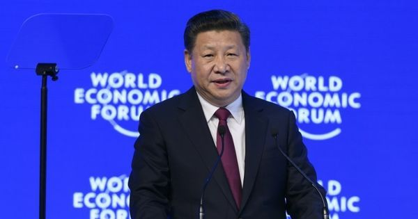 How China became the biggest beneficiary of free trade (Or, why Jinping said what he did at Davos)