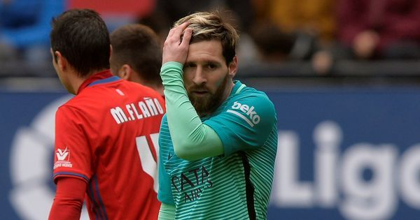 Spanish prosecutors ready to replace Messi's jail term with fine