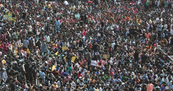 Chennai police chief says they showed great restraint during jallikattu protests