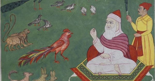 From the library shelves: The curious tale of Prophet Solomon and the Phoenix