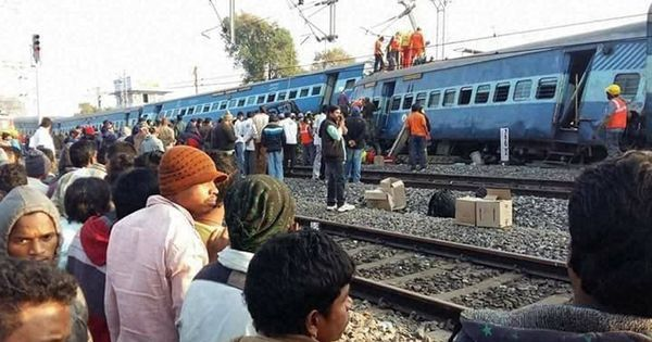 The Daily Fix: Rather than dreaming of bullet trains, India needs to urgently tackle rail safety