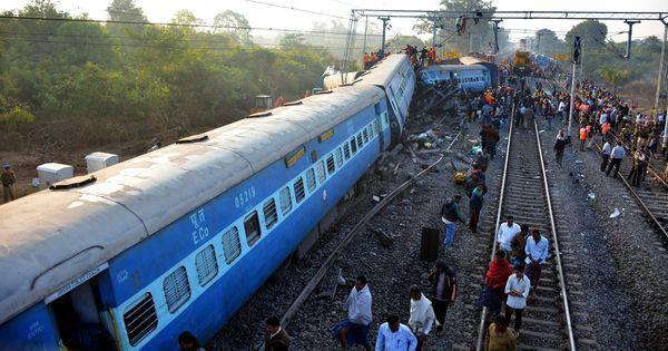 Hirakhand Express derailment: NIA, Andhra Pradesh CID visit site as toll rises to 41