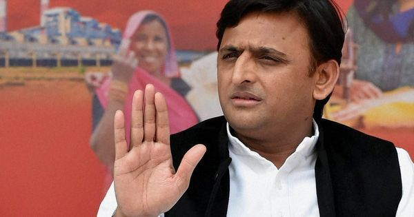 2019 elections: Akhilesh Yadav to contest from his father's Azamgarh seat
