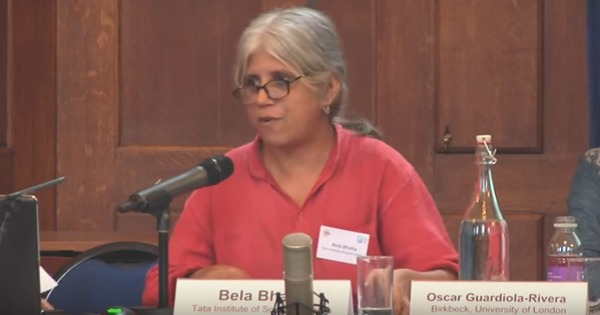 As Bastar mob hounds researcher Bela Bhatia out of her home, little has changed for activists here