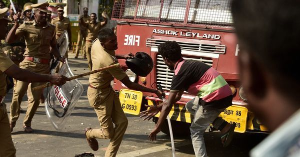 The Daily Fix: Violent end to jallikattu protests exposes the lack of leadership in Tamil Nadu