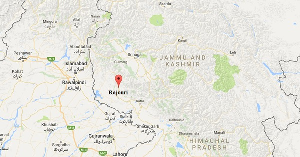Jammu and Kashmir: BSF says it has foiled an infiltration bid in Rajouri, killed one militant
